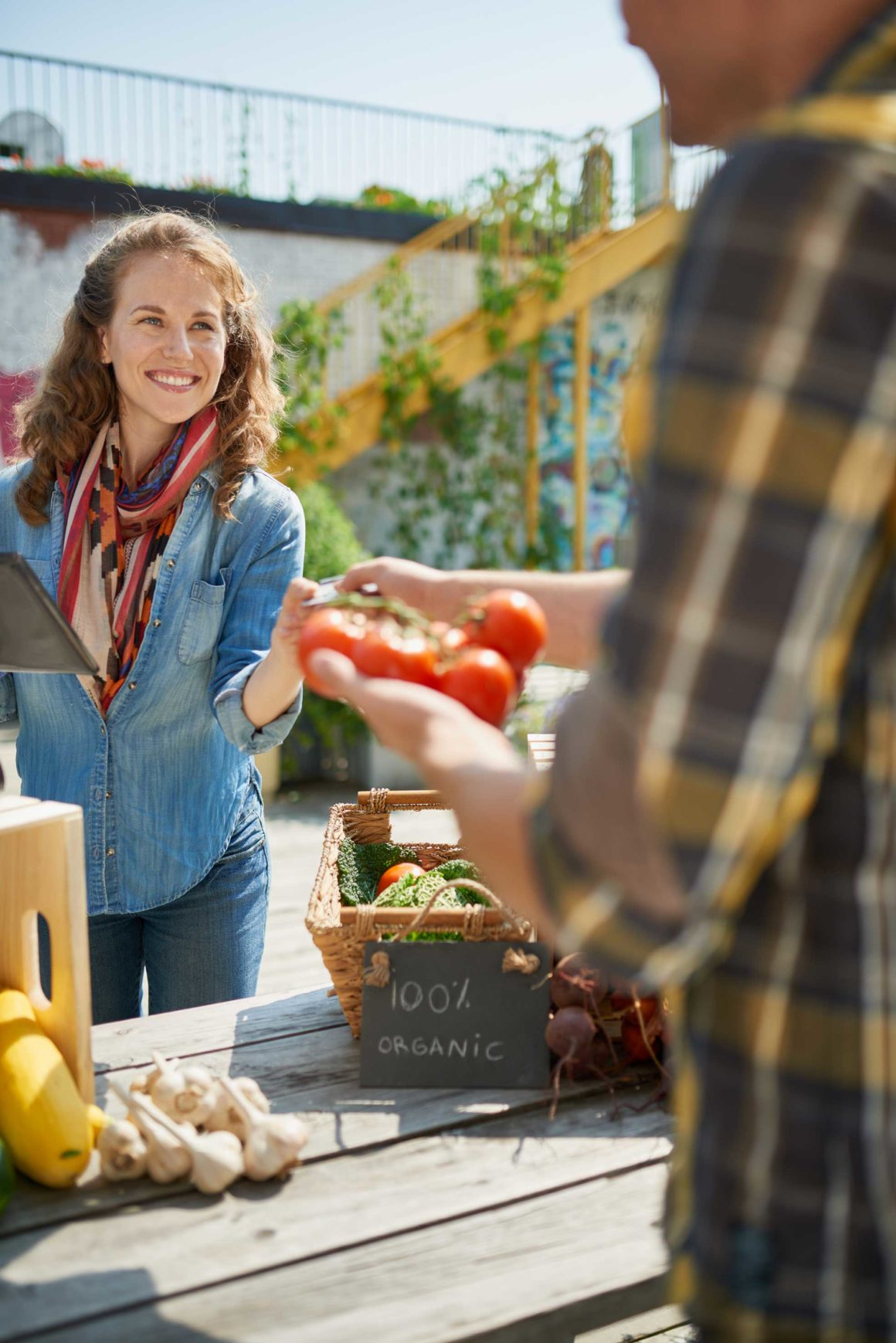 Shopping Guides to Farmers Markets