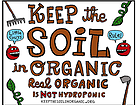 Rally: Keep the Soil in Organic!