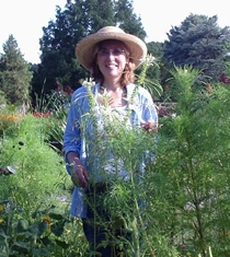 Caren White, Herb Society of America