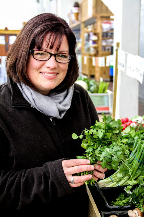 Monica Pape, The Accidental Agronomist
