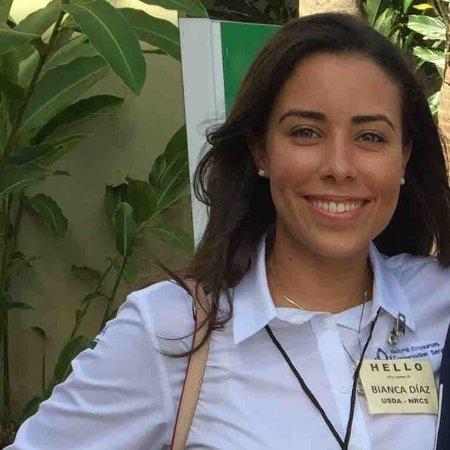Bianca Diaz-Deliz, NRCS