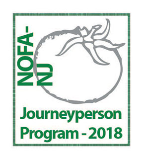 NOFA-NJ 2018 Journeyperson Program