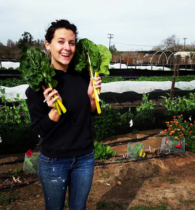 Kat Mitchell, Resilient Farms