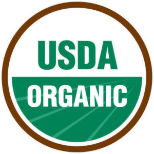 Carrageenan allowed under organic label