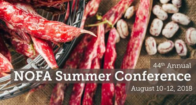 NOFA Summer Conference 2018