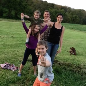 Acupuncture and Ancient Grains at Morganics Family Farm