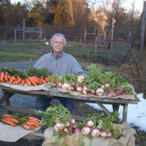 Inside the Master's Garden with an Organic Pioneer
