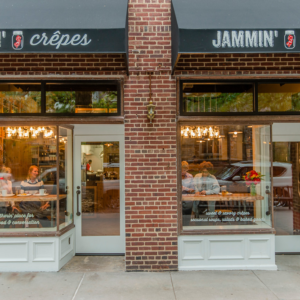 NOFA-NJ Benefit Dinner at Jammin' Crepes in Princeton