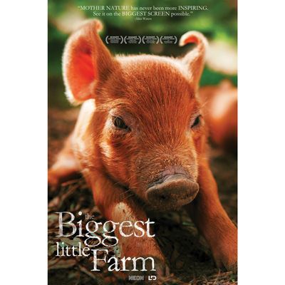 The Biggest Little Farm Film