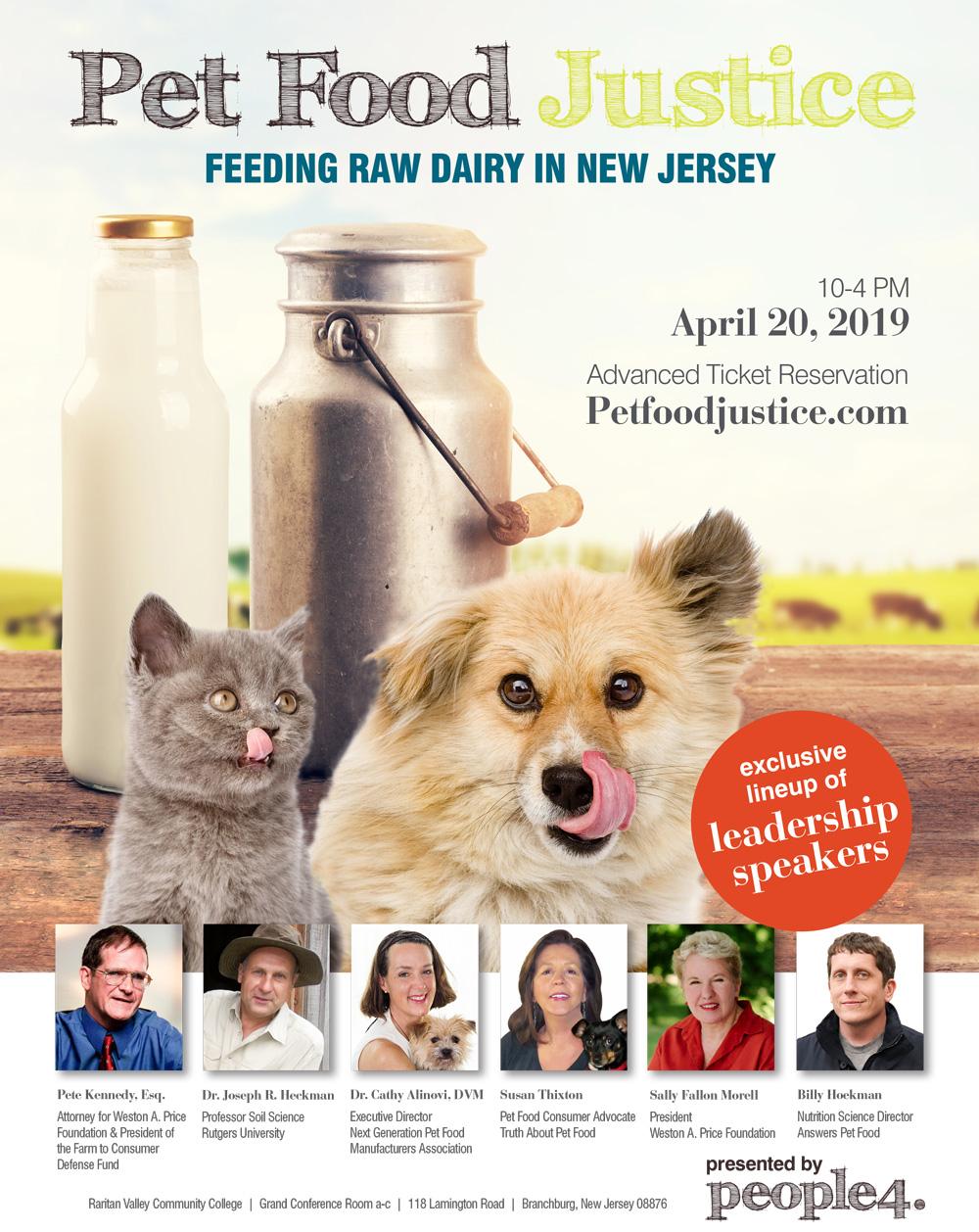 Partner Event: Pet Food Justice Conference