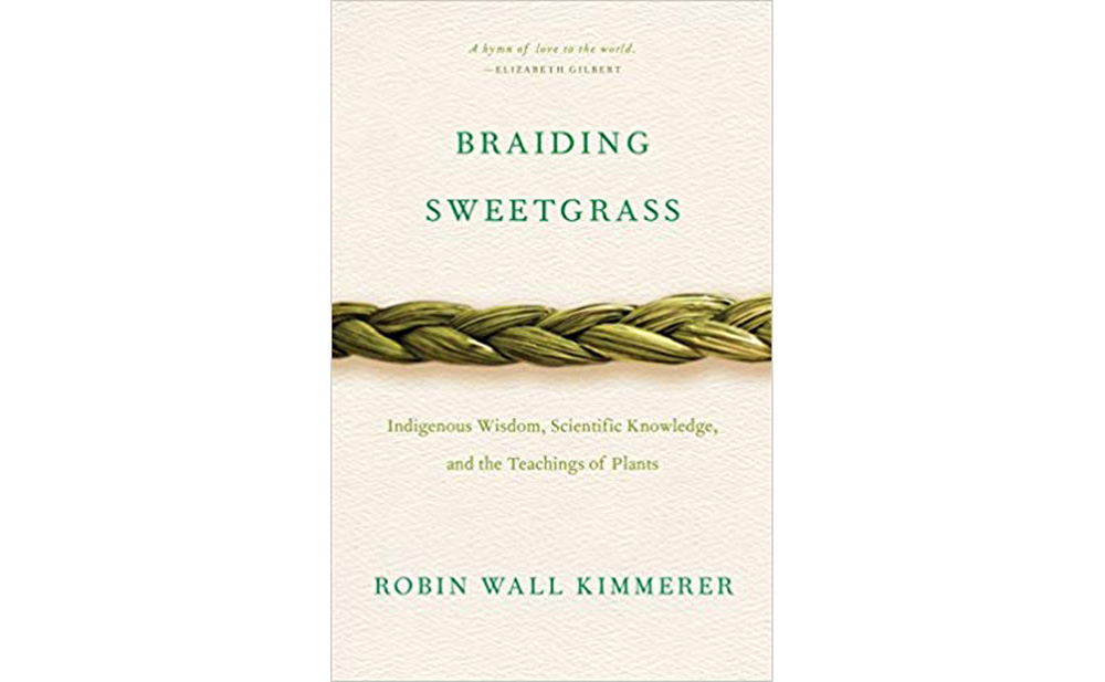 Braiding Sweetgrass NJ Book Club
