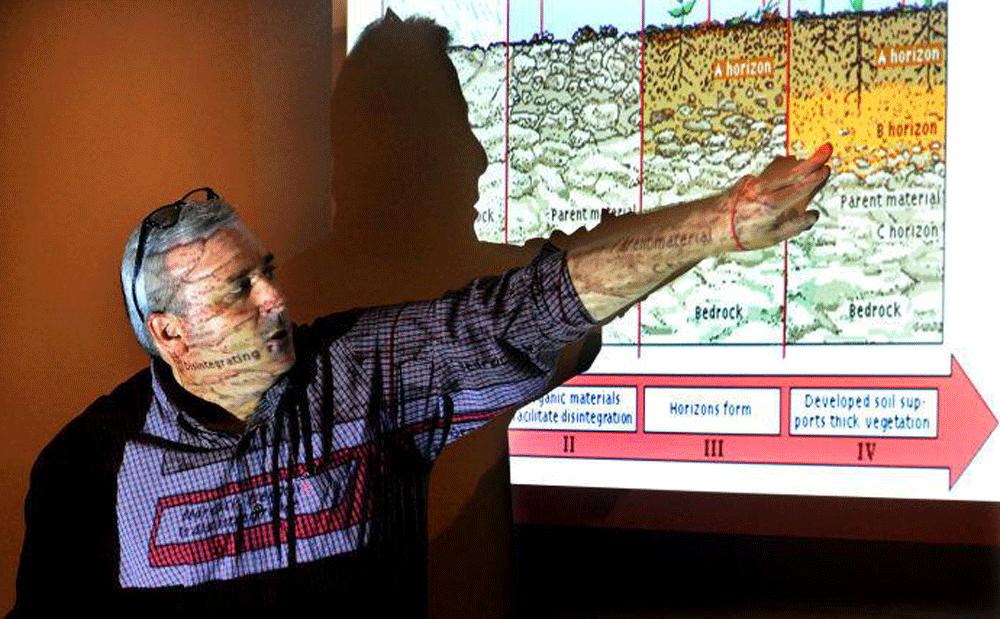 Bill Bamka, Cooperative Extension of Burlington County