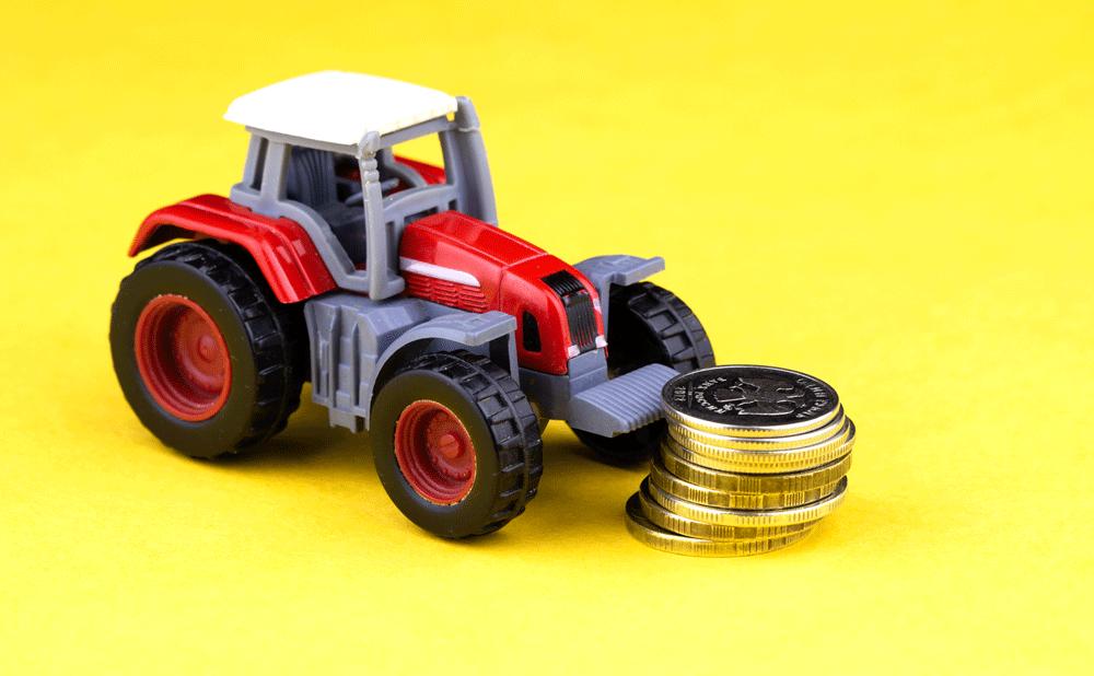 Financing Farmland and Equipment