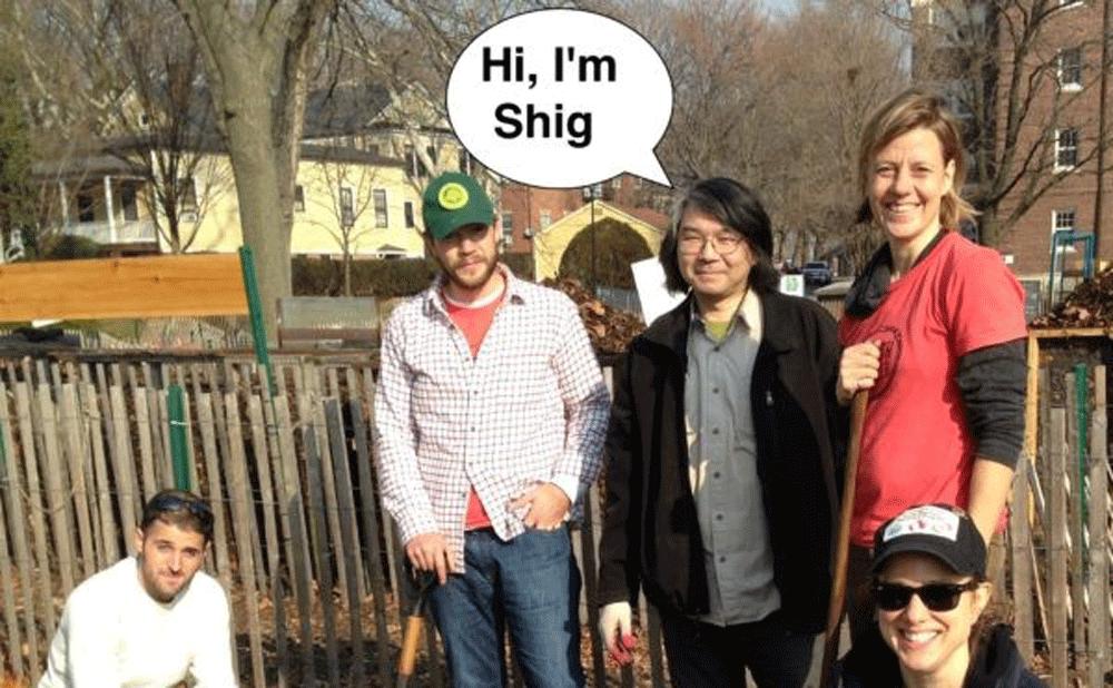 Shig Matsukawa, RecycleFoodWaste.org