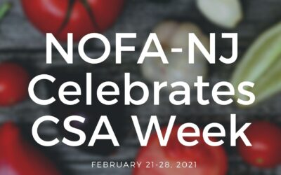 National CSA Week is almost here.