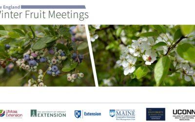 New England Fruit Seminars