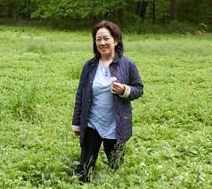 Jessica Niederer New Jersey Organic Farming